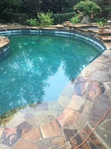 Pool-at-home-with-dirty-water-needs-to-be-cleaned